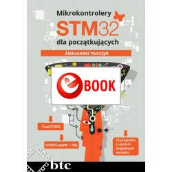 STM32 microcontrollers for beginners (e-book)