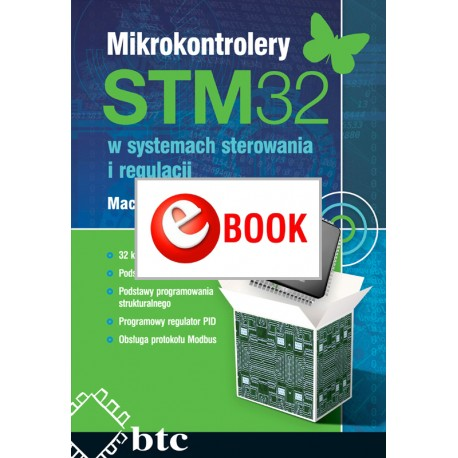 STM32 microcontrollers in control and regulation systems (e-book)