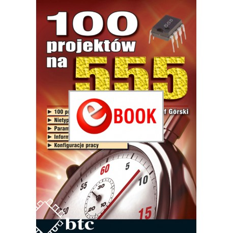 100 projects at 555 (e-book)
