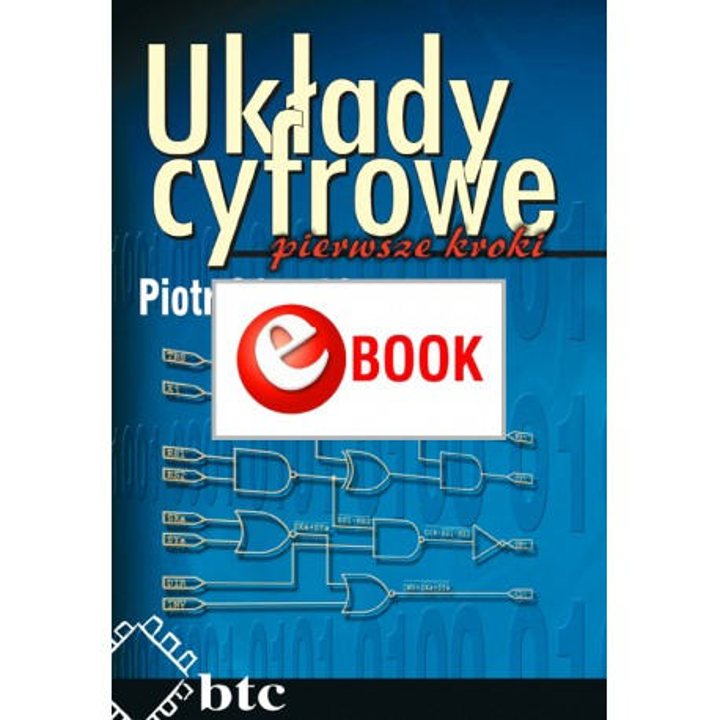 Digital circuits, first steps (e-book)