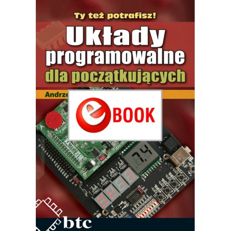 Układy programowalne dla początkujących (e-book)