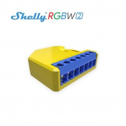 Shelly RGBW2 - WiFi led strips controller