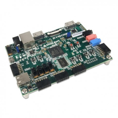 Digilent ZYBO Z7-10 with Voucher Zynq SDSoC (471-014) ACADEMIC
