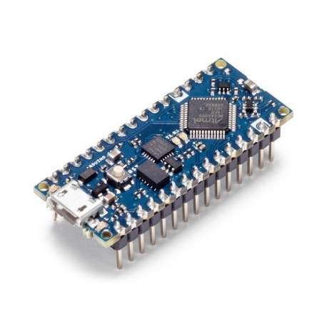 Arduino Nano Every (with headers) - module with the ATMega4809 microcontroller