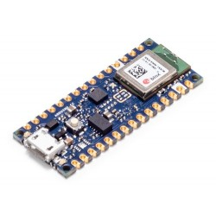 Arduino Nano 33 BLE - płytka z mikrokontrolerem nRF52840 i modułem BLE