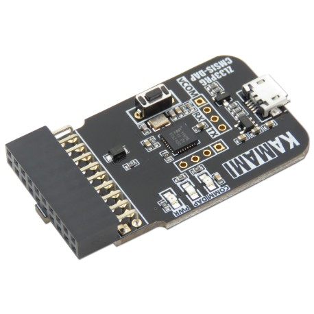ZL33PRG – SWD programmer-debugger for ARM core microcontrollers
