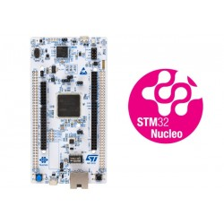 NUCLEO-H745ZI-Q - development board with STM32H745ZI microcontroller