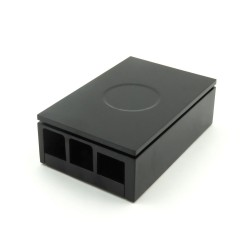 Case for Raspberry Pi 4B (black)