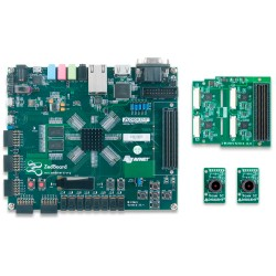 Zedboard Image Processing Kit with Dual PCAM