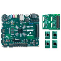 Zedboard Image Processing Kit with Quad PCAM