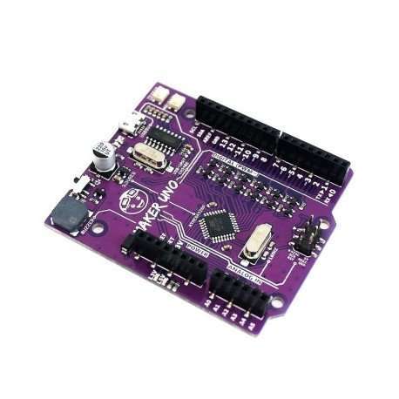 Cytron Maker Uno - płytka zgodna z Arduino