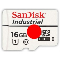 16GB Industrial MicroSD UHS-1 Linux memory card for Odroid N2