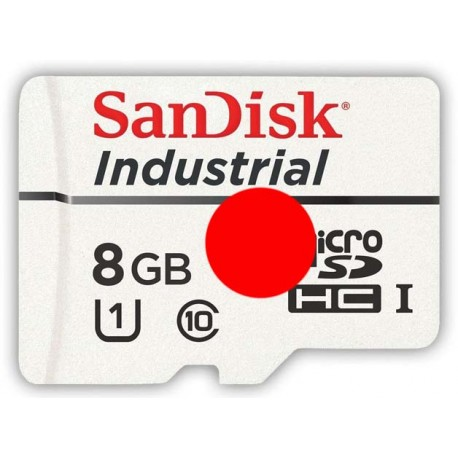 8GB Industrial MicroSD UHS-1 Linux memory card for Odroid N2