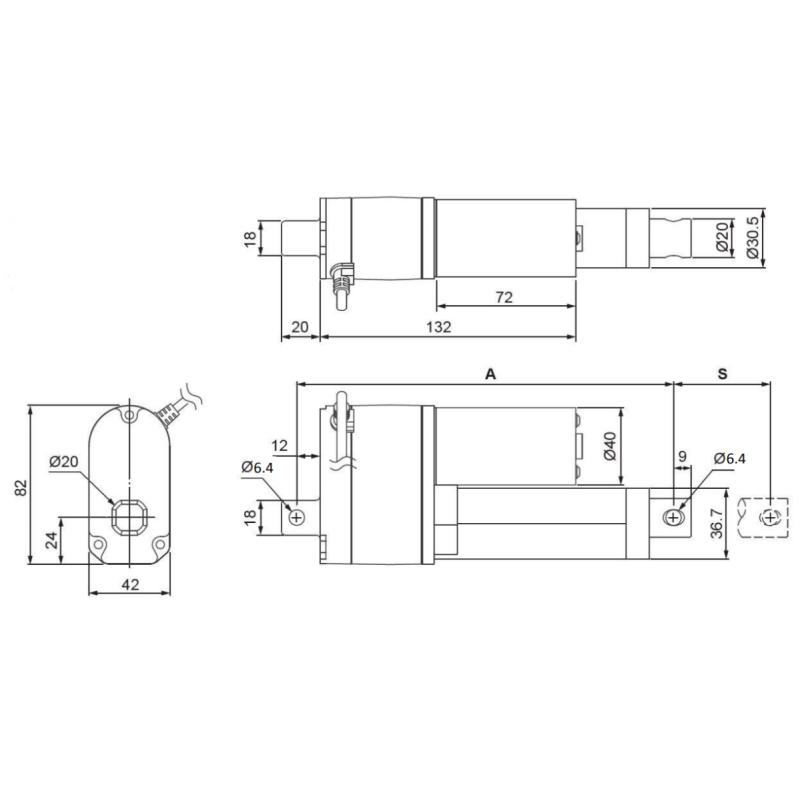 6ES7223-1BL32-0XB0 - moduł wejść/wyjść cyfrowych dla sterownika PLC S7-1200