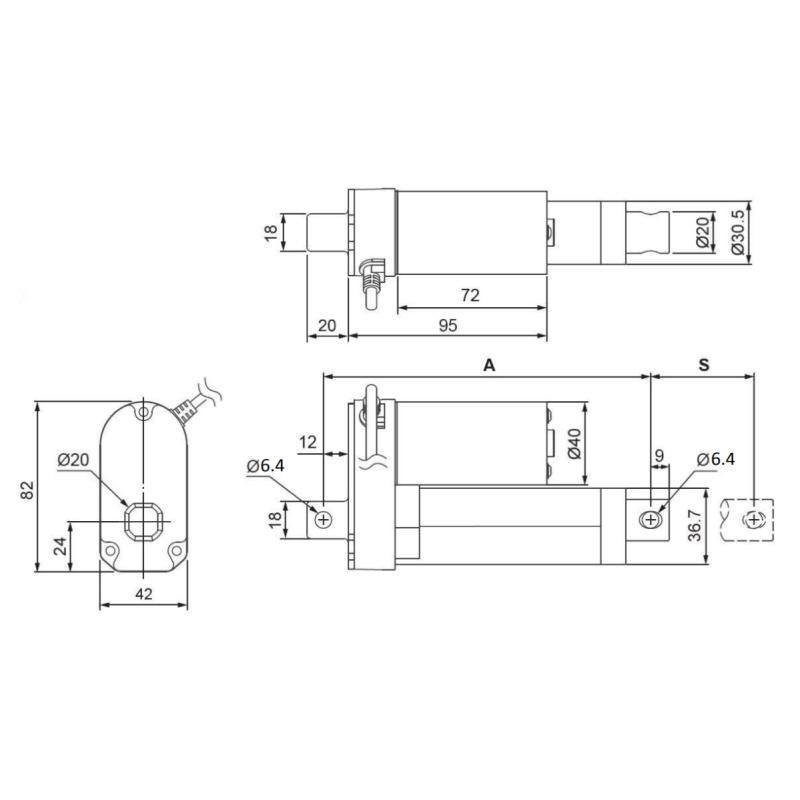 6ES7136-6BA00-0CA0 - SIMATIC ET200SP, binary input module