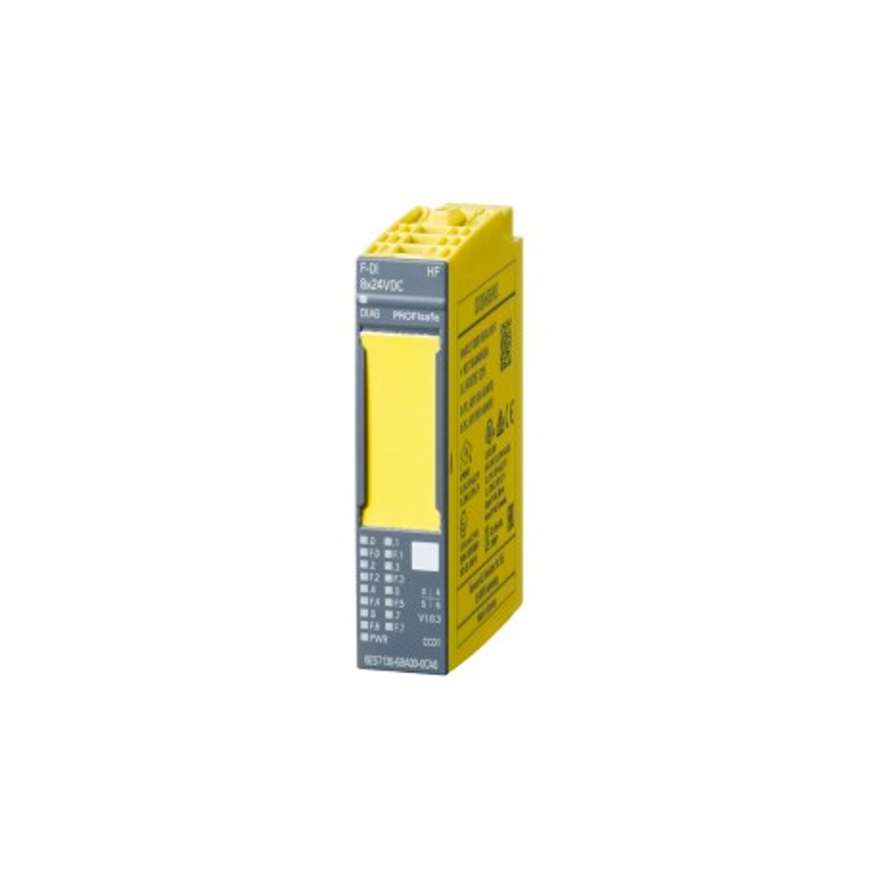 6ES7136-6BA00-0CA0 - SIMATIC ET200SP, moduł wejść binarnych
