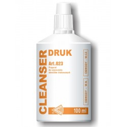 Cleanser Druk 100ml - liquid for cleaning printed circuit boards