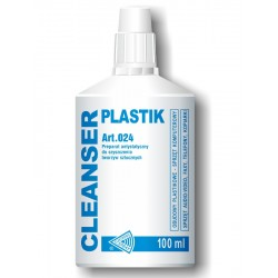 Plastic Surface Cleaner 100ml - plastic cleaner