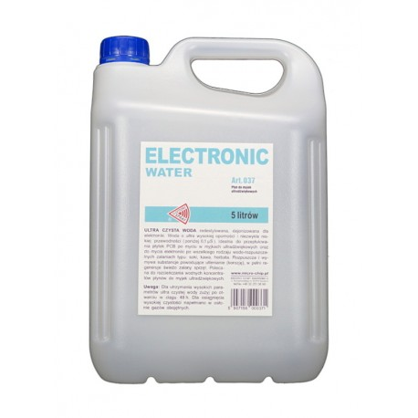 Electronic water 5L