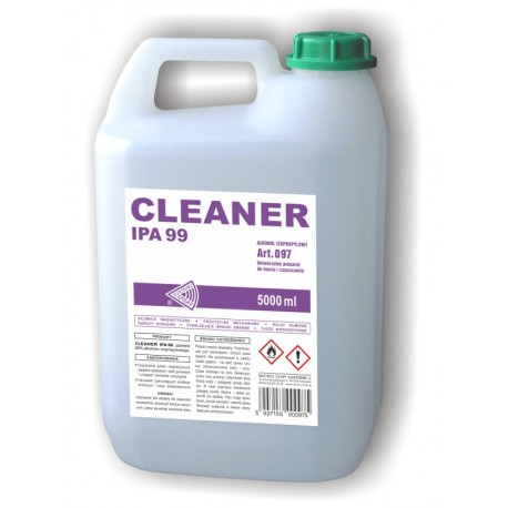 Cleaner IPA 99 5L