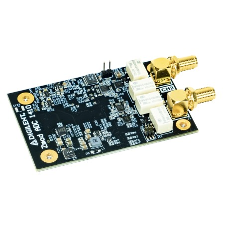 Zmod ADC 1410 (410-396) - dual-channel ADC converter