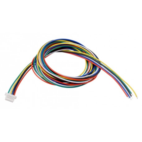 6-Pin Female JST SH-Style Cable 75cm