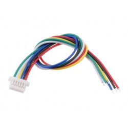 6-Pin Female JST SH-Style Cable 12cm