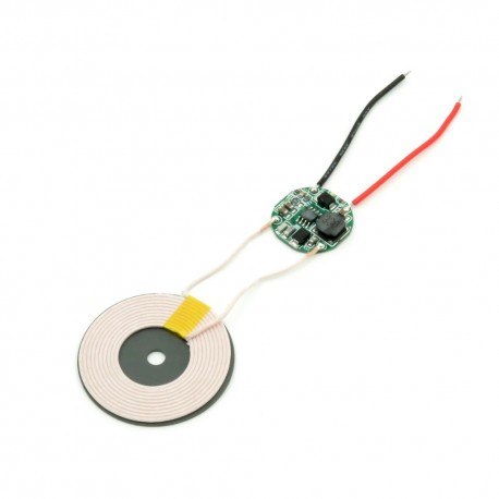 12V 1A wireless charger module