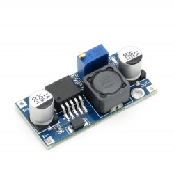 DC-DC converter module Step-down 3-40V - adjustable 1.5-35V LM2596