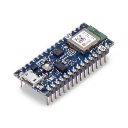 Arduino Nano 33 BLE (with headers) - board with nRF52840 microcontroller and BLE module