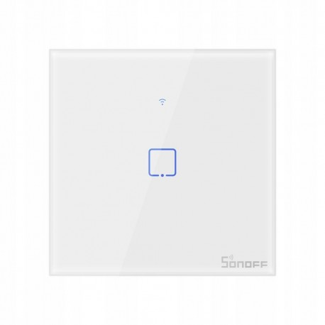 Sonoff single channel touch light switch with WiFi