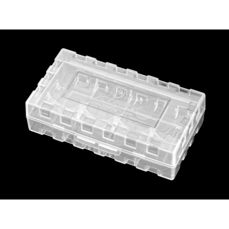 2x18650 battery container