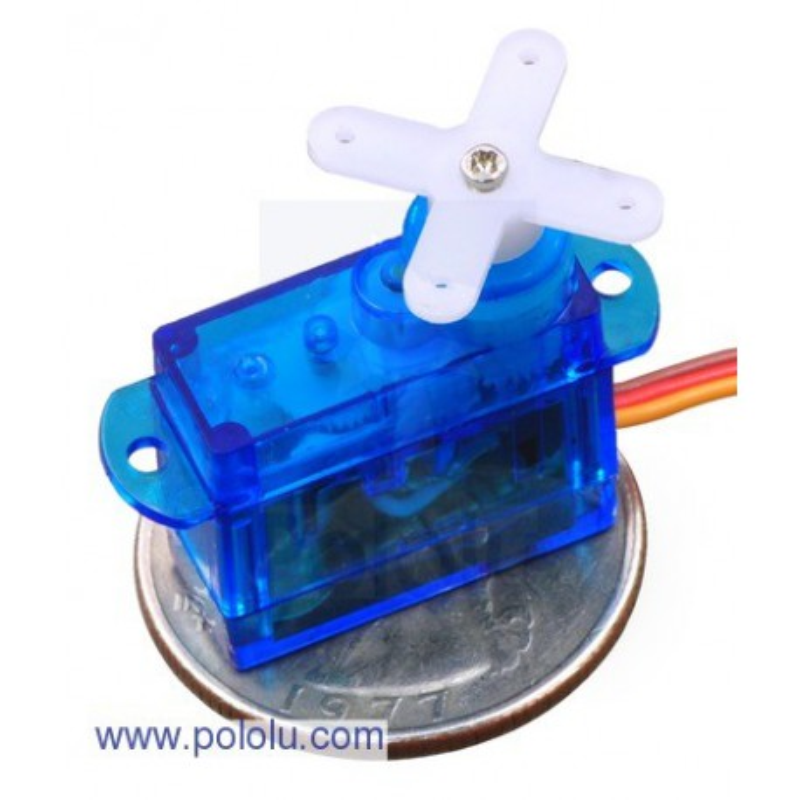 Pololu 1053 - Sub-Micro Servo 3.7g (Generic)