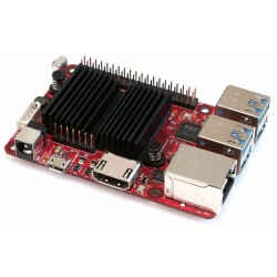 Odroid C4 - SBC with an Amlogic S905X3 Quad-Core 2.0GHZ CPU + 4GB RAM