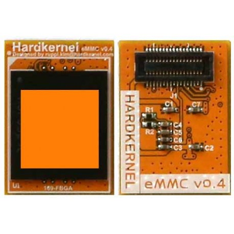 eMMC memory module with Linux for Odroid C4 - 16GB