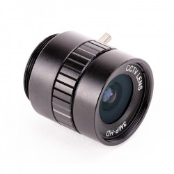 PT361060M3MP12 CS-mount - 6mm wide angle lens for Raspberry Pi HQ camera