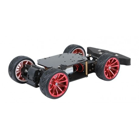 RC Smart Car Chassis Kit - Robot chassis for self assembly