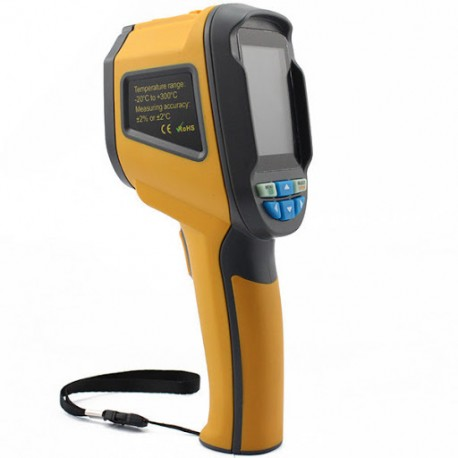 HT-02D - Infrared camera with LCD display