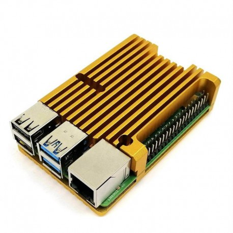 Heat sink case for Raspberry Pi 4