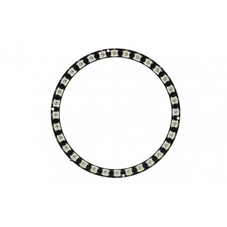 NeoPixel Ring 32 x WS2812 - RGB light ring with WS2812 diodes