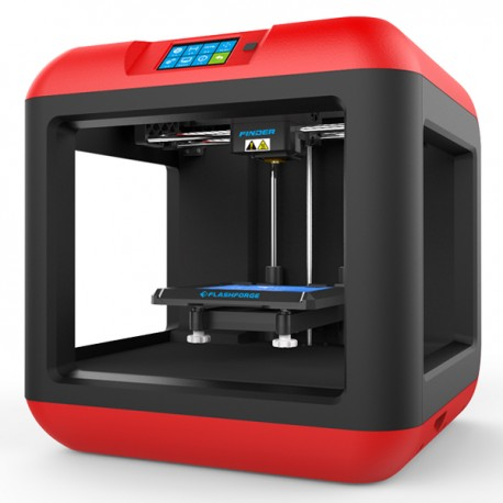 Flashforge Finder - 3D printer with USB, WiFi and Cloud