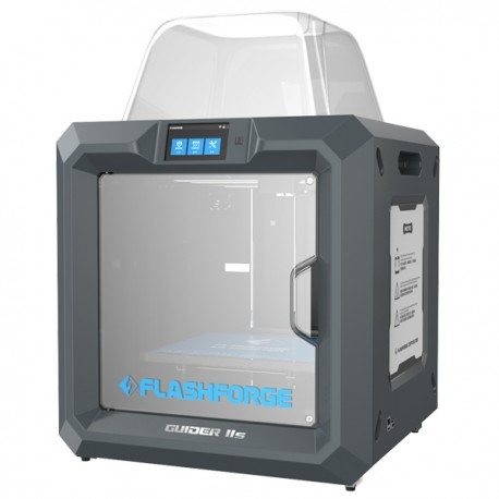 Flashforge Guider IIS - Industrial 3D printer with USB, WiFi and Cloud