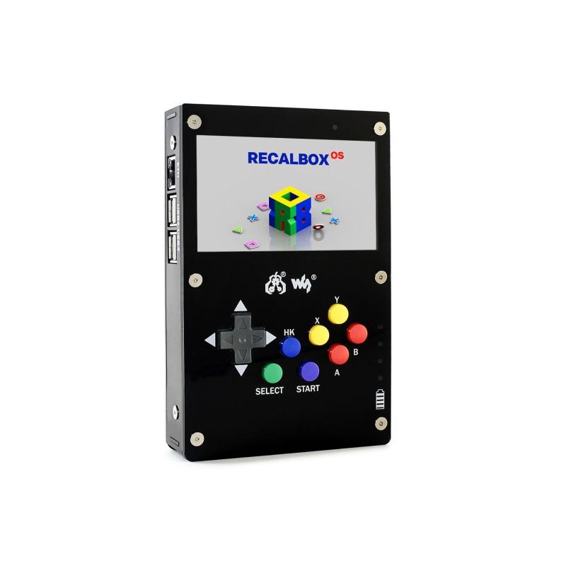 M23356H09 - Obiektyw szerokokątny 90° 1/2,3″ M12 z adapterem do kamery Raspberry Pi HQ