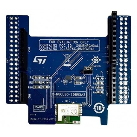 X-NUCLEO-IDB05A2 - Bluetooth LE extension board with BlueNRG-M0 module