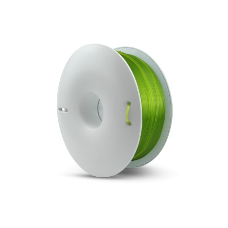 Fiberlogy Easy PET-G filament 1.75mm Light Green Transparent