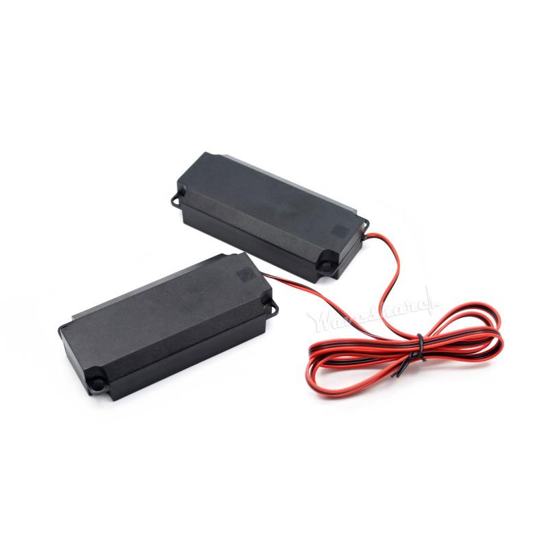 380:1 12V HPCB - miniaturowy silnik z przekładnią i obustronnym wałem