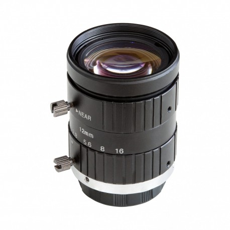 C1512ZM03 - Obiektyw 12mm C-Mount do kamery Raspberry Pi HQ