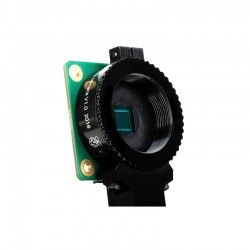 Raspberry Pi HQ Camera - Kamera z sensorem Sony IMX477R 12,3MP dla Raspberry Pi