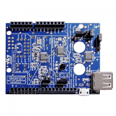 X-NUCLEO-IKA01A1 - multifunctional board with operational amplifiers