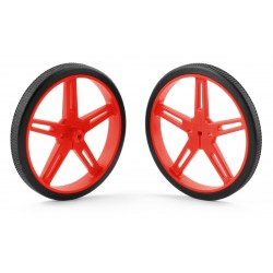 Pololu wheels 70x8mm (red)